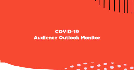 COVID - 19 Audience Outlook Monitor
