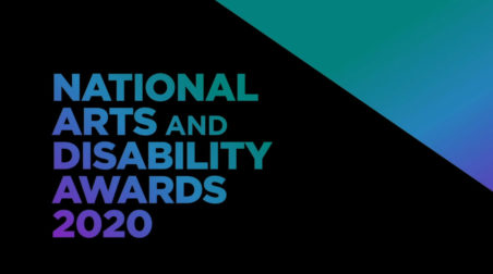 National Arts and Disability Awards 2020. Australia Council for the Arts.